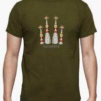 Kaos Sagrada Familia Barcelona T-Shirt