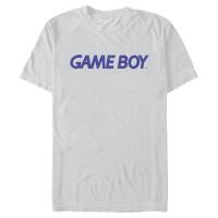 Baju Kaos Nintendo Game Boy Original Logo T-Shirt
