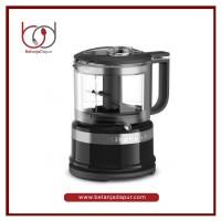 KitchenAid 3.5 Cup Mini Food Processor Black 240 Watt / 100% Garansi