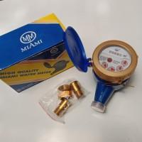PROMO Meteran Air Besi Water Meter Besi SNI NANKAI skls IMD Miami