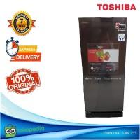 Kulkas 1 Pintu Toshiba 196 CC Low Watt Garansi 7 Th
