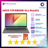 ASUS VIVOBOOK S14 M433IA - AMD RYZEN 7-4700U 8GB 512SSD 14 FHD W10