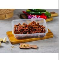 Family Meals Porsi Orek Tempe Menu Catering Nasi Kotak Kotak