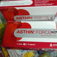 Asthin force 6 per strip