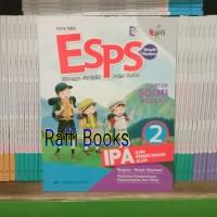 Buku ESPS IPA Kelas 2 SD K13N Erlangga