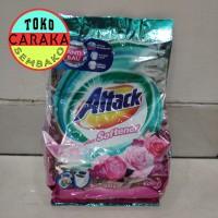 Attack Detergent plus Softener - Deterjen Bubuk 800g