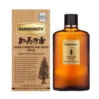 Kaminomoto Hair Tonic Gold 150ml/Penumbuh Rambut/Stop Kerontokan