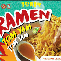 Samyang Ramen Mie Vegetarian Vegan Green World 130gr