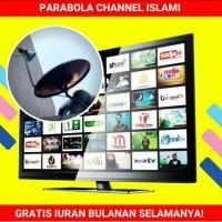 Antena Parabola Mini RODJA & TV ISLAM