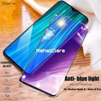 IPHONE 5S ANTI BLUE LIGHT 10D/99D TEMPERED GLASS ANTI GORES KACA