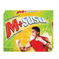 M+Susu rasa Mangga Minuman Energi Serbuk