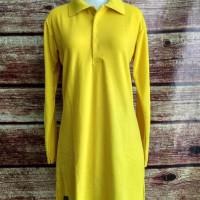 terbaru dan terkeren S-XL Baju Kaos Polos Muslimah Polo Lacoste