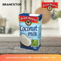 Ayam Brand Santan Kelapa - Coconut Milk 1000 ml / 1 liter