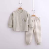 Baju Anak Bayi / Setelan Anak Bayi Lengan Panjang Rubah