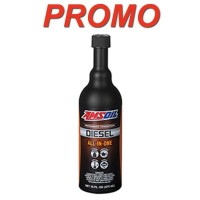 Amsoil Diesel All-In-One Cetane Booster + Injector Clean + Cold Flow