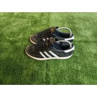 Sepatu Adidas Hamburg Original Hitam - Sepatu Pria