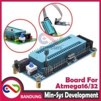 [CNC] AVR ISP MINIMUM SYSTEM DEVELOPMENT BOARD FOR ATMEGA32 ATMEGA16