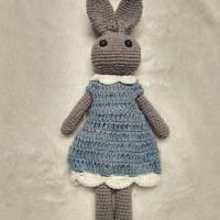 Amigurumi/boneka rajut Kelinci