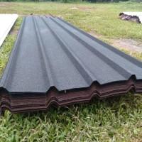 spandek berpasir bagus buat atap rumah zaman sekarang