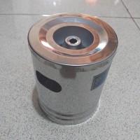 Asbak Mini / Asbak Stainless / Tong Sampah Mini