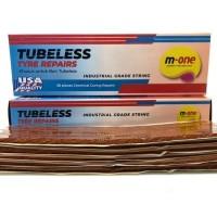 Karet Tambal Cacing Tubeless Made USA M-ONE
