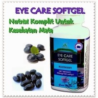 dijual Terbaru - OBat REtina Lepas Eye Care Softgel Green World