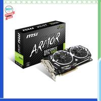 Unik MSI GeForce GTX 1060 3GB DDR5 - Armor 3G OC V1 Murah