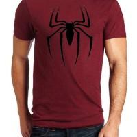 Kaos 1027 Spider Homecoming Maroon Half T-Shirt
