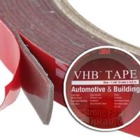 Double Tape 3M Interior - Exterior Mobil Original 12mm gelpsa 7362ae