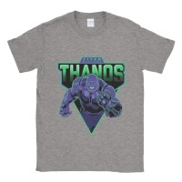 Baju Kaos Avengers Thanos Titan Warlord T-Shirt Tees