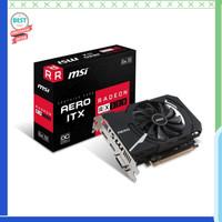 Promo MSI Radeon RX 550 2GB DDR5 - AERO ITX 2G OC Berkualitas