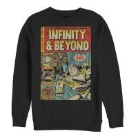 Baju Kaos Toy Story Buzz Lightyear Comic Cover T-Shirt