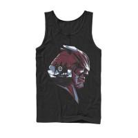 Baju Kaos Marvel Avengers: Endgame Thanos Silhouette T-Shirt