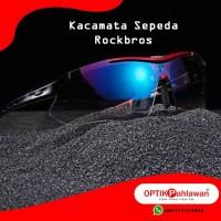 Kacamata Sepeda Polorized untuk Mata Minus/Rockbros/ dengan 5 lensa