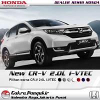 New Honda CR-V 2.0L i-VTEC I Down Payment