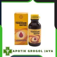Tonikum Bayer Isi 100 ml Rasa Tutti Frutti Original