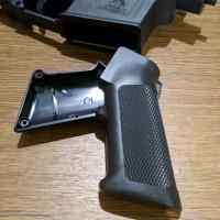 pgrip pegangan grip mainan kokang m416 ar 15 dcobra spring mutil baru