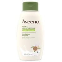 Aveeno Daily Moisturizing Yogurt Body Wash Vanilla and Oats 532ml