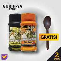 Gurih-ya Original + Spicy Seaweed Bottle Combo