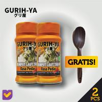 Gurih-ya Seaweed Spicy - 2 Bottle