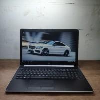 Laptop HP 15 DB0191AU AMD A9 Ram 8 HDD 1Tb Mulus Banget Tanpa Minus!