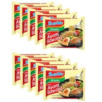 Indomie Kuah Rasa Ayam Bawang II 10 Pcs