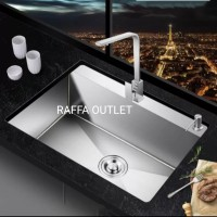 kitchen sink osaka model bolzano 6046/bak cuci piring/sink
