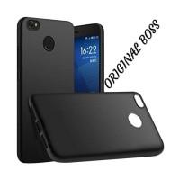 TPU Case Slim Black Matte Softcase Samsung Galaxy J2 Core