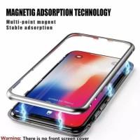 Vivo Y91 Y95 Case Magnet Magnetic 360 Depan Belakang