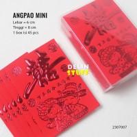 Angpao Wedding Mini / Angpao Pernikahan / Angpau Pernikahan isi 45 pcs
