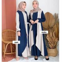 Baju Gamis Wanita Remaja Dan Dewasa Kekinian Maxi Dress Terbaru Murah