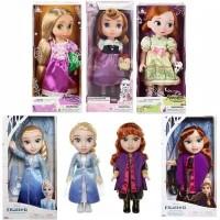 ORI Import Elsa Adventure Baby Doll Frozen II 2 Princess Disney Kado