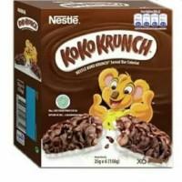 nestle koko crunch sereal cokelat bar 6x25gr