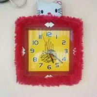 Bando jam (1kg 20 pcs) / jam ruangan / jam murah / terlaris /motif